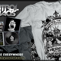 "Control the Chaos ""Heavy Reign"" Tour T-Shirt"