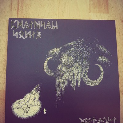Chainsaw squid/ detroit split 7'' opq040