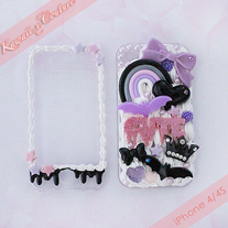 Creepy Cute Sweets iPhone 4/4S Case