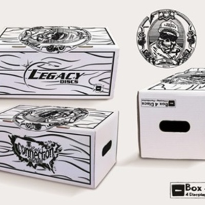 Your custom trotterbox-deluxes by box4discs (tray & lid)