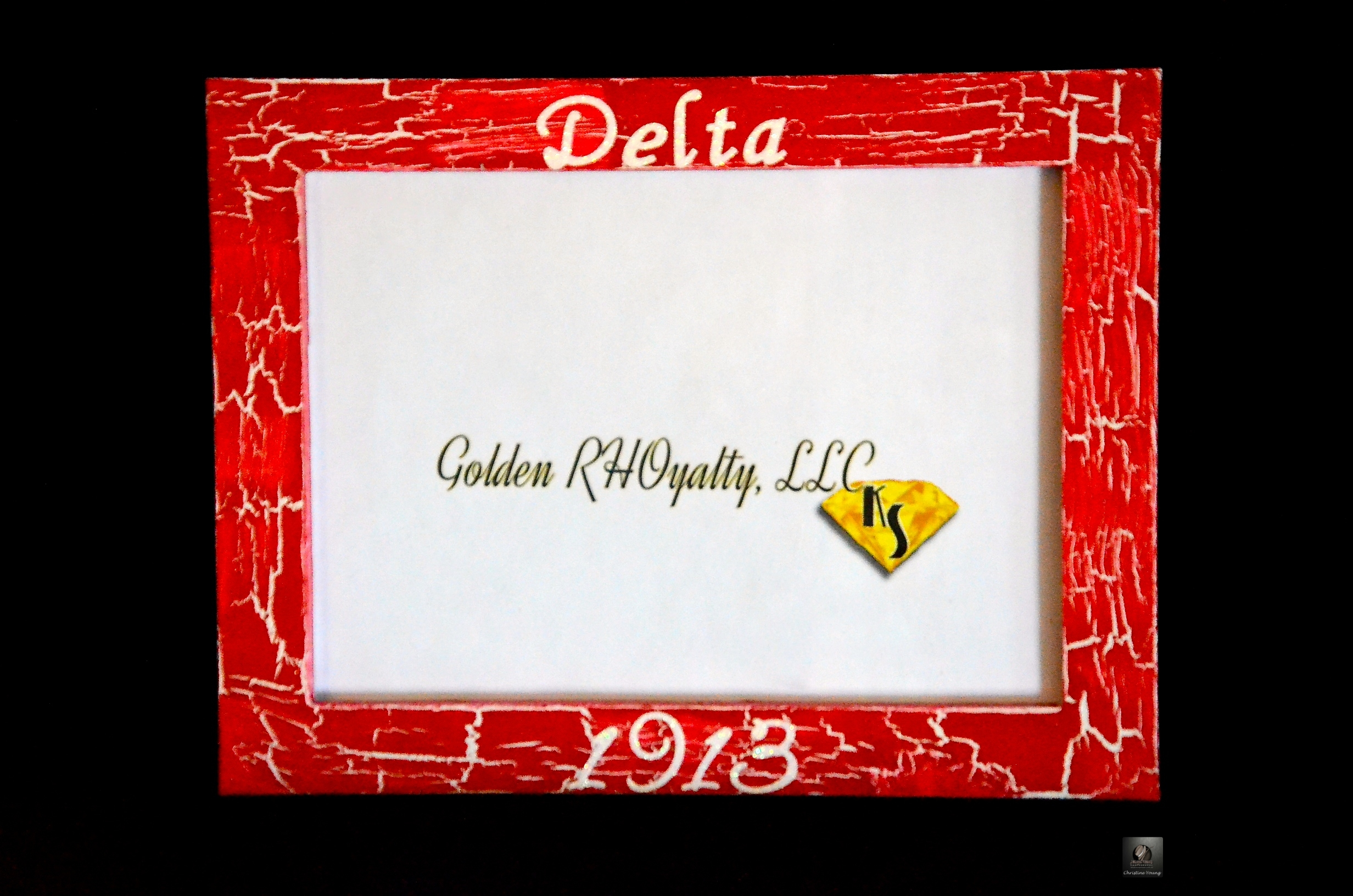 Delta Picture Frame · Golden RHOyalty, LLC · Online Store Powered by ...