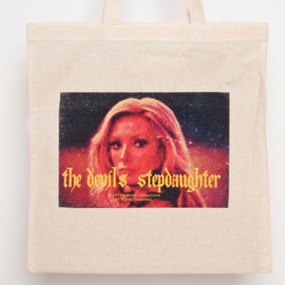 The devil's stepdaughter tote