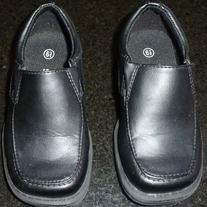 Black Loafers-SmartFit Size 6 1/2