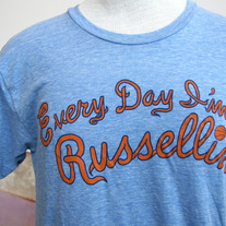 Everyday I'm Russelin' Shirt