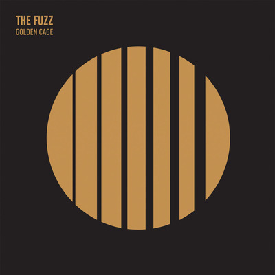 "The fuzz ""golden cage"" vinyl 7"""