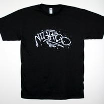 Nighted Handstyle T-Shirt