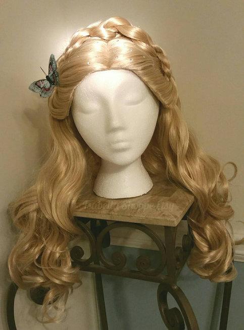 Cinderella Wig Cinderella 2015 Live Action Movie Wig On