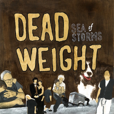 "Sea of storms ""dead weight"" 12"" lp"