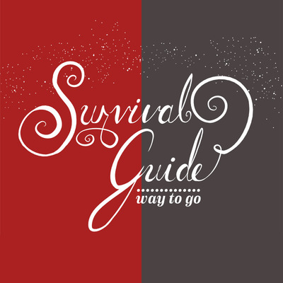 "Survival guide - way to go 12"" w/tee (ltd to 50)"