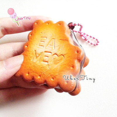 Eat me chocolate cookie squishy (scented)