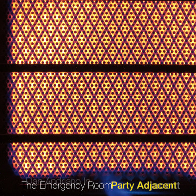 "Dan andriano in the emergency room ""party adjacent"" cd"