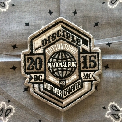 2015 usa/national run patch