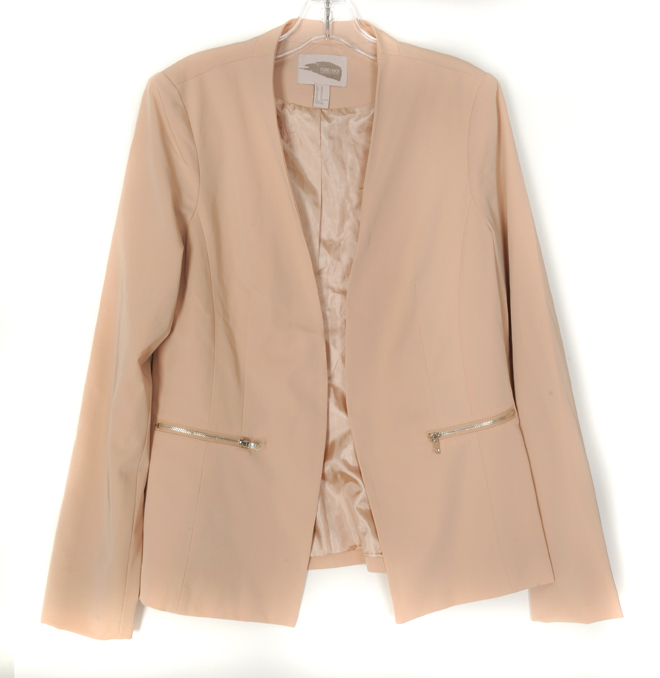 Free Shipping} Forever 21 XXII Contemporary Blush Dusty Pink ...