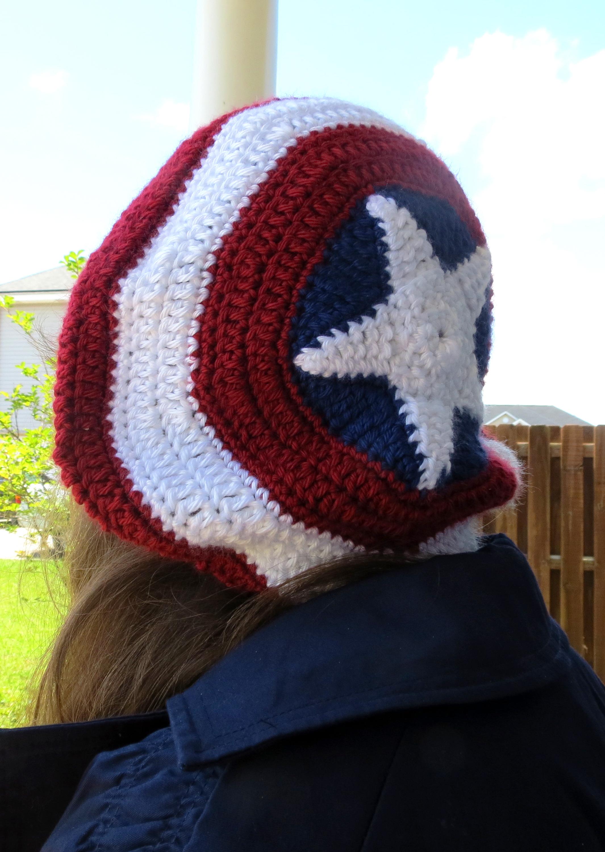Captain America Beret Hat · Avengers Hat Initiative · Online Store ...