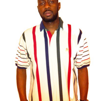 Stripped Tommy Hilfiger Polo Shirt