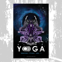 "Poster: ""Asanas Ritual, Vol. 1"" (Limited Run) medium photo"