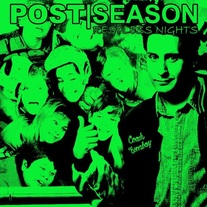 "Post Season - Restless Nights 7"" Silk Screened Cover [ltd. 50]"