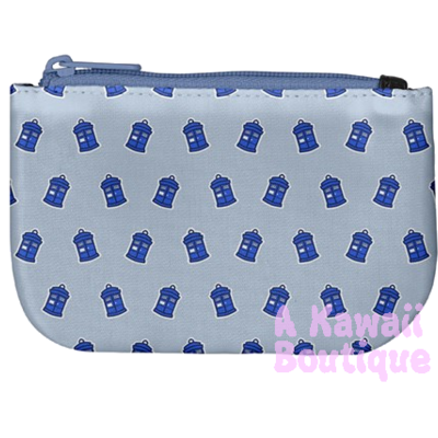 Doctor Who Tardis Mini Pouch
