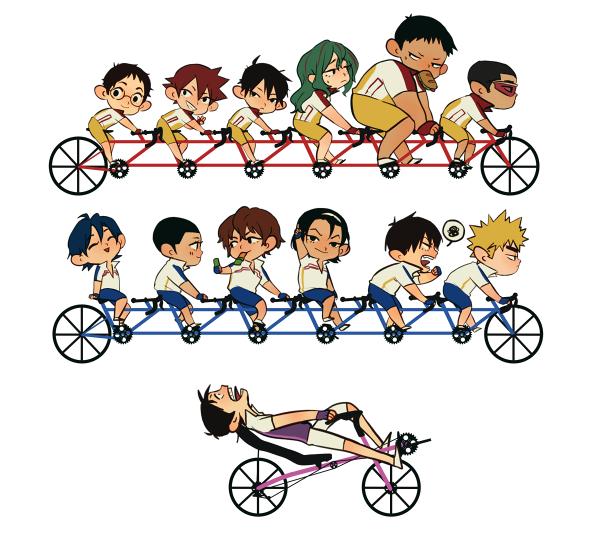 bike race all bikes