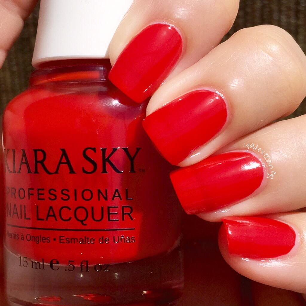 Kiara Sky - 450 Caliente · Cosette Nail Shop · Online Store Powered ...