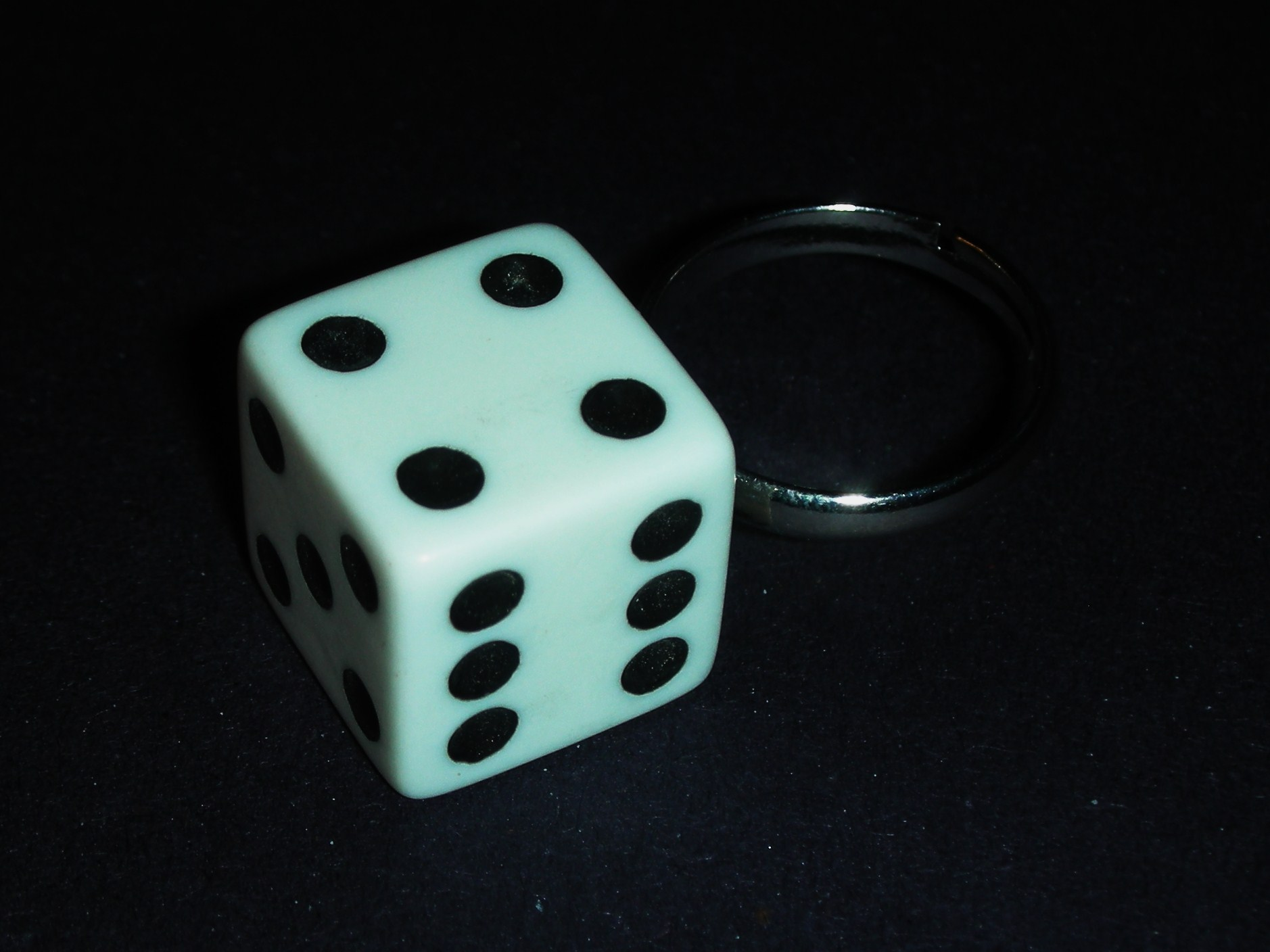 probability of rolling 3 dices pendants for men