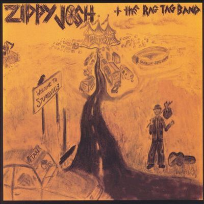 Zippy josh and the rag tag band - stupidville
