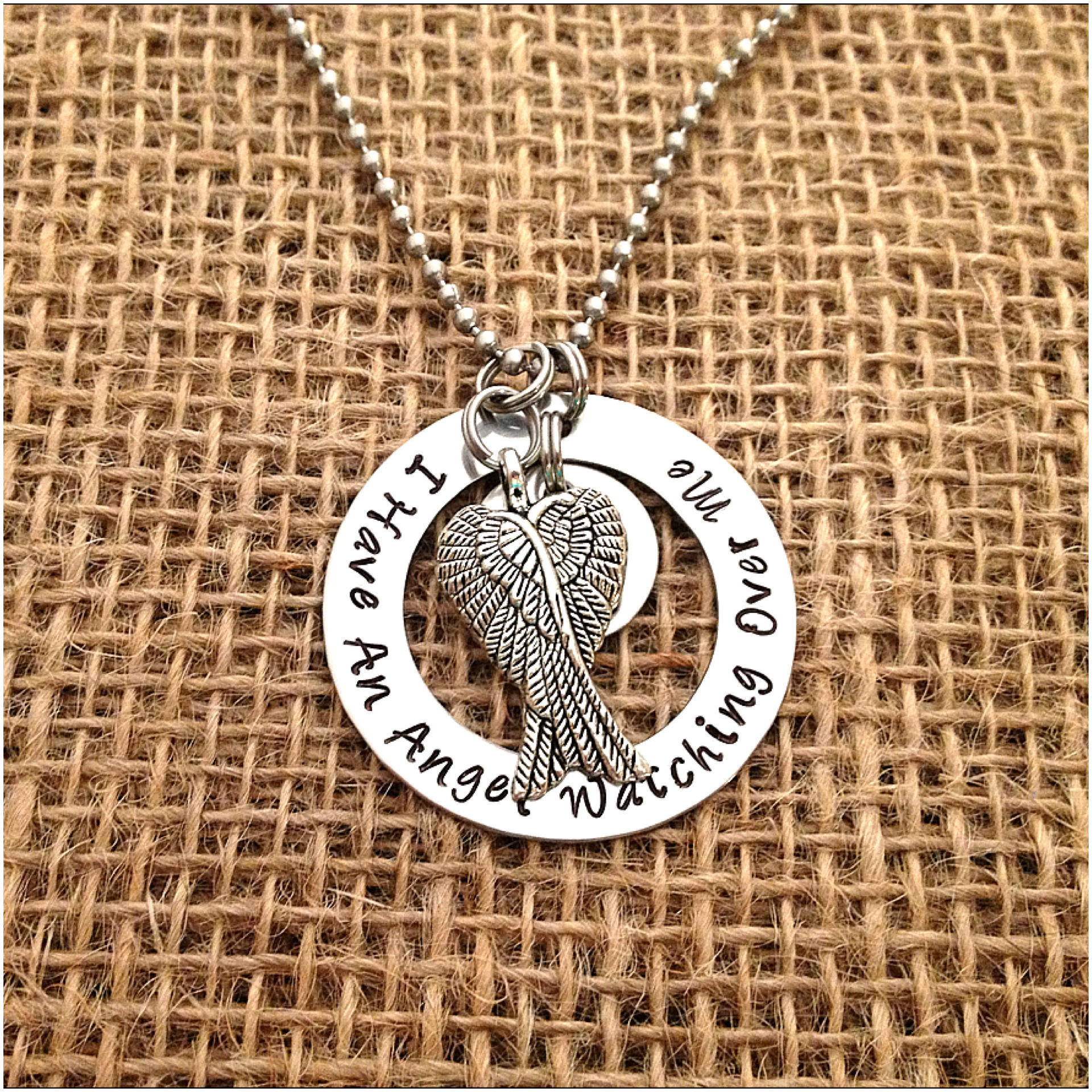 products personalized hand from two stamped women rectangles necklace for