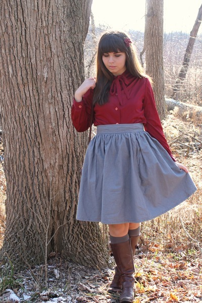 Take Me On A Picnic Skirt.