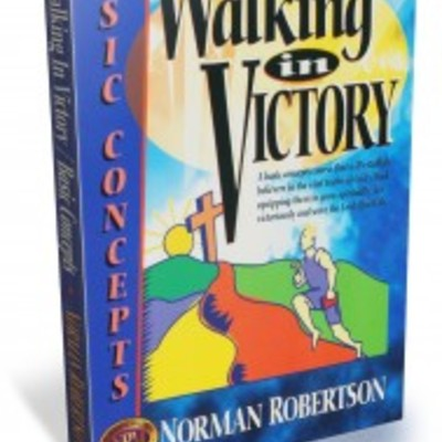 Walking in victory - discipleship book