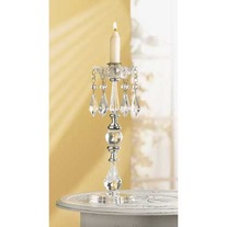 #33802 Jeweled Candleholder