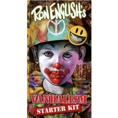 Ron english's vandalism starter kit