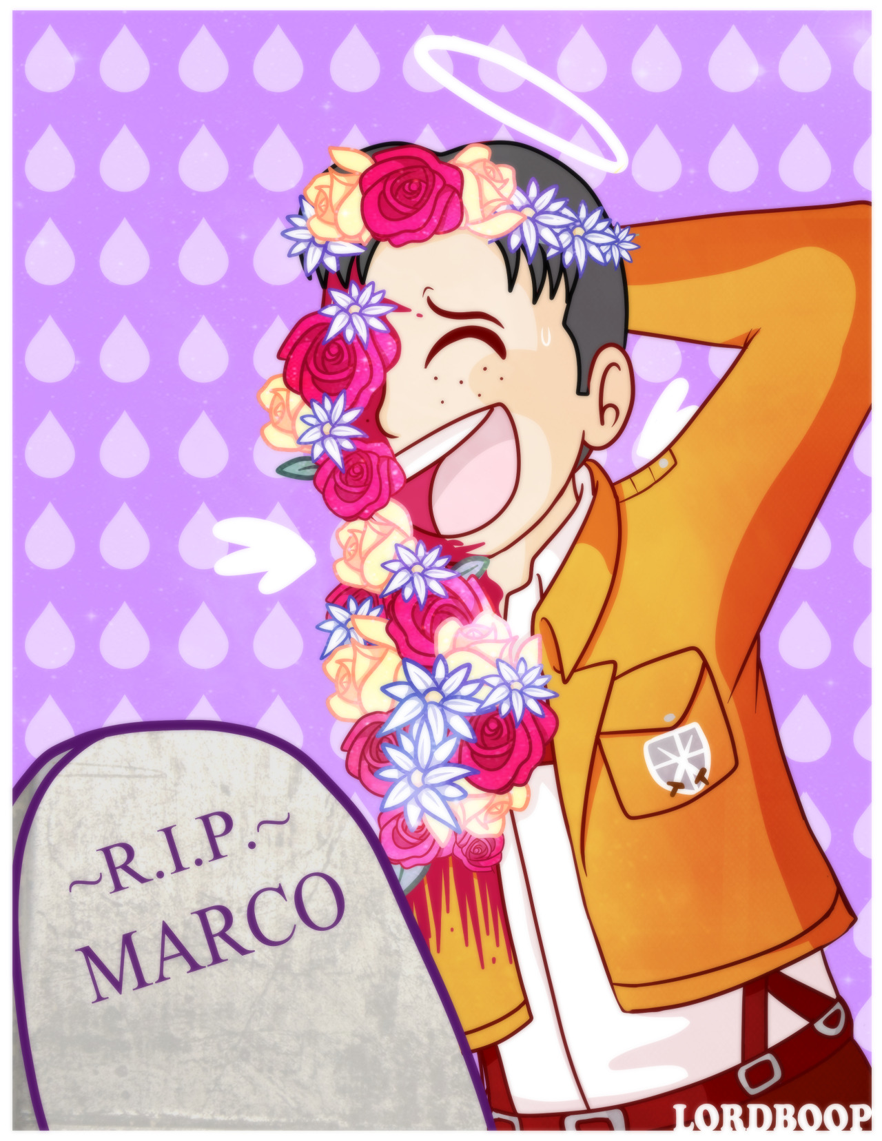 Marco 8.5 X 11 Print · Boop Your Soul · Online Store Powered by Storenvy