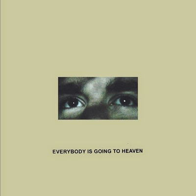 Citizen - everybody is going to heaven lp - bone vinyl [ltd. 2000] -1st press oop