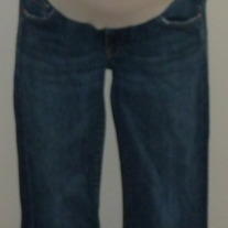 Denim Jeans-Seven for All Mankind from A Pea in the Pod Size 26  05189