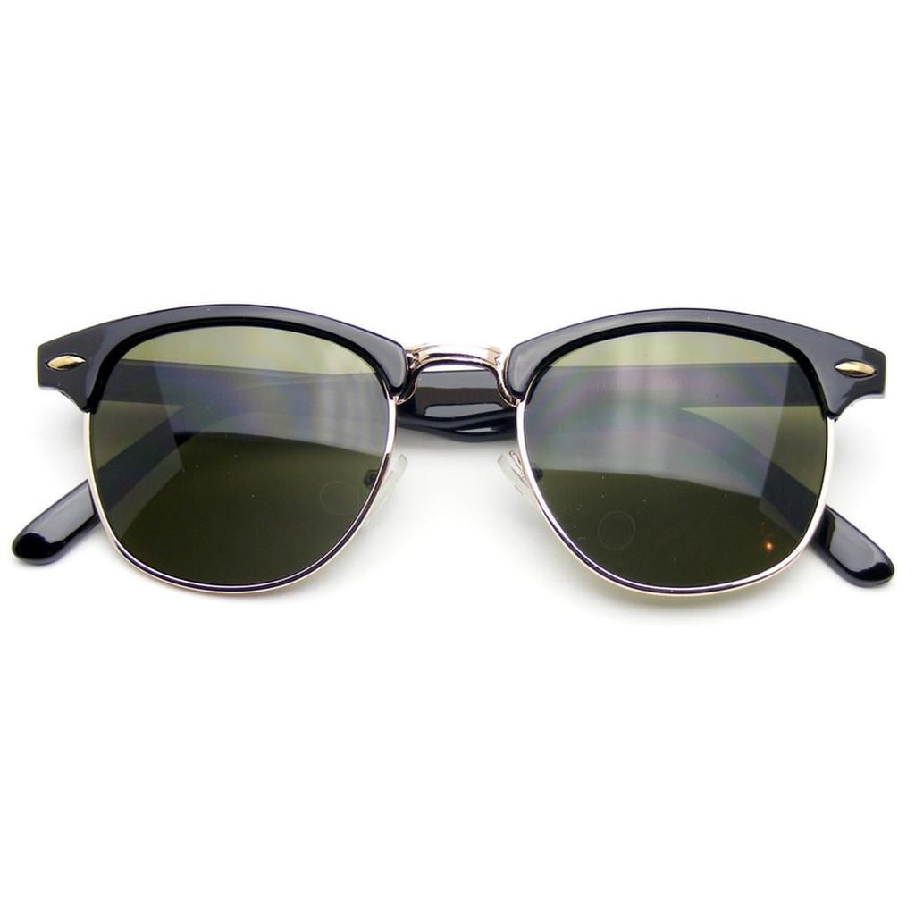 Vintage Inspired Half Frame Sunglasses on Storenvy