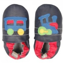 Tommy Tickle Train Shoes