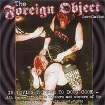 The foreign object compilation cd
