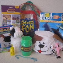 Packed 4 Fun ANIMAL LOVER