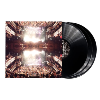 Edward sharpe - live in no particular order, lp