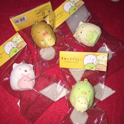 Squishy Cat Light : ~SquishyStuff~ Cute Adorable Japanese Characters Squishy Mascot Online Store Powered by Storenvy