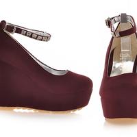lolita platform shoes high heels · women fashion · online