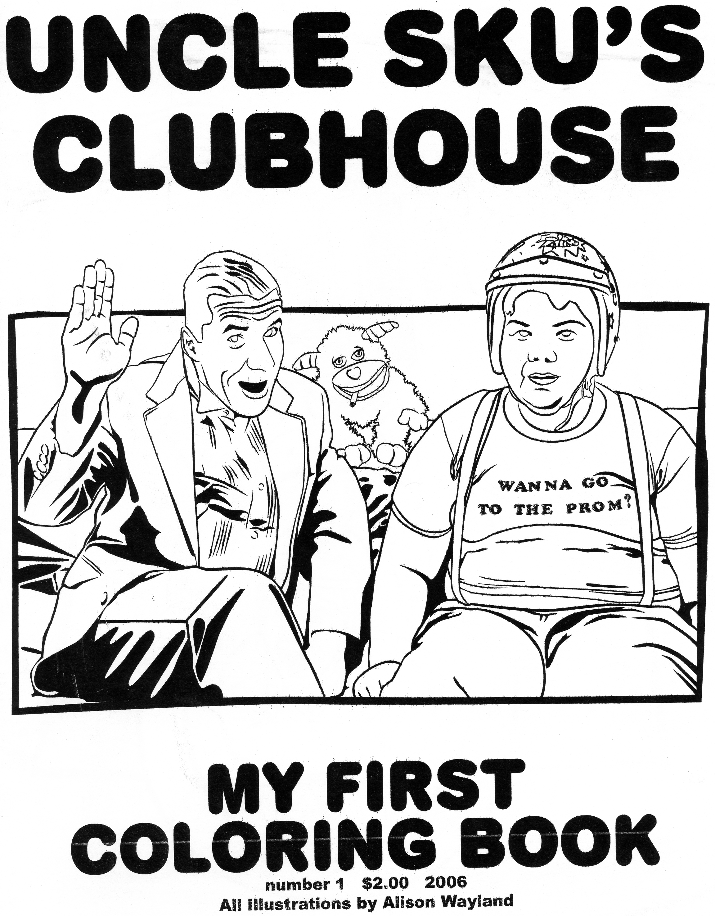 UNCLE SKU\'S CLUBHOUSE \
