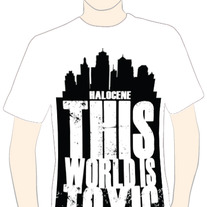 """This World is Toxic"" Shirt (CLOSEOUT ITEM)"