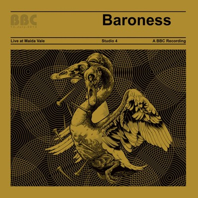 Baroness • live at maida vale • bbc lp