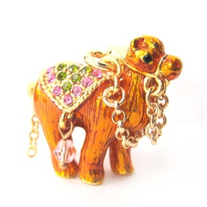 Limited Edition Handmade - Cute Camel Animal Charm Necklace
