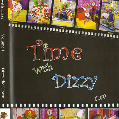 Time with dizzy dvd volume i