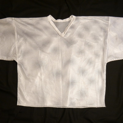 80's crop oversized football jersey