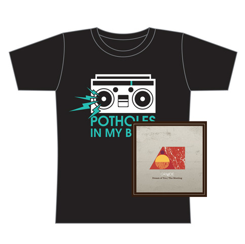 T-Shirt & Vinyl Bundle