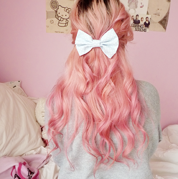 Tumblr Light Pink Hair | www.imgkid.com - The Image Kid ...