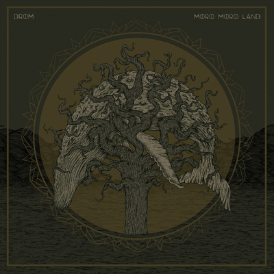 Drom / moro moro land - split lp